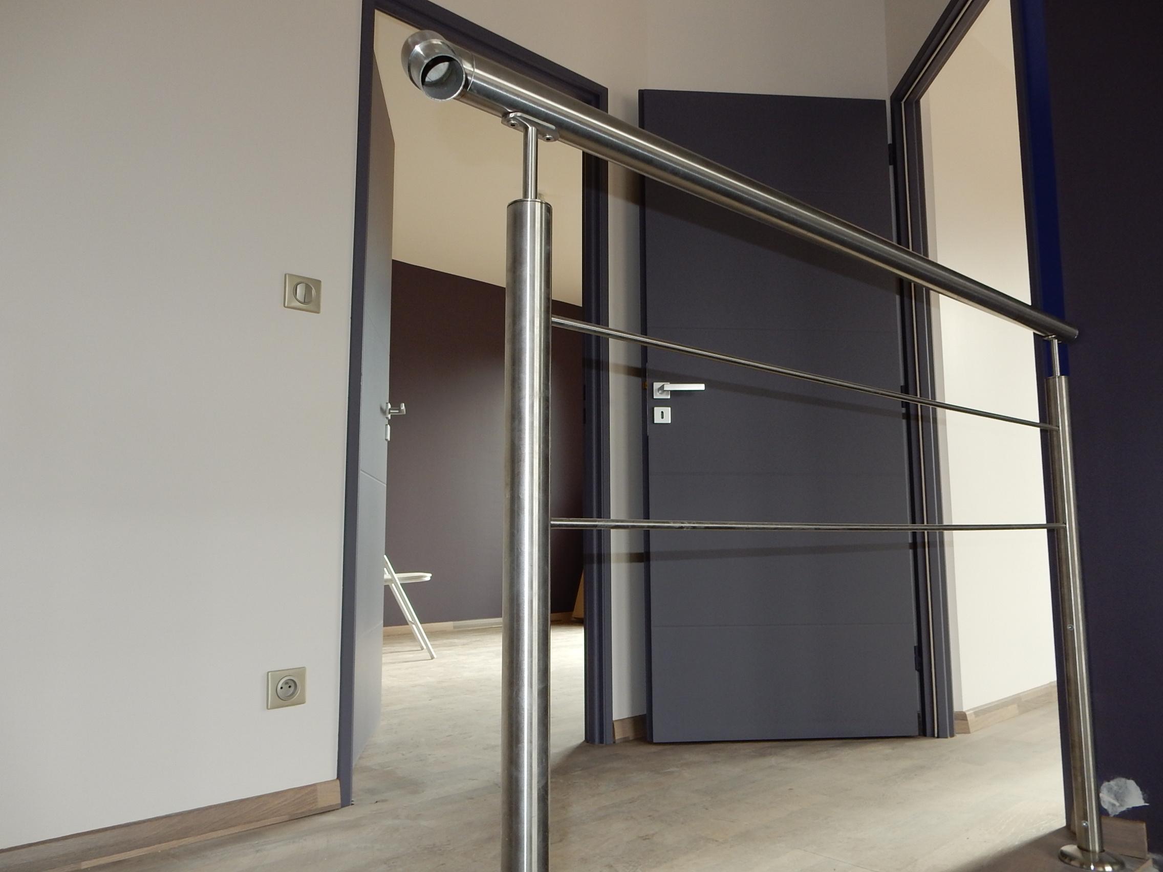 Maison privée-Coloration intérieure-arch Philippe Cordier
