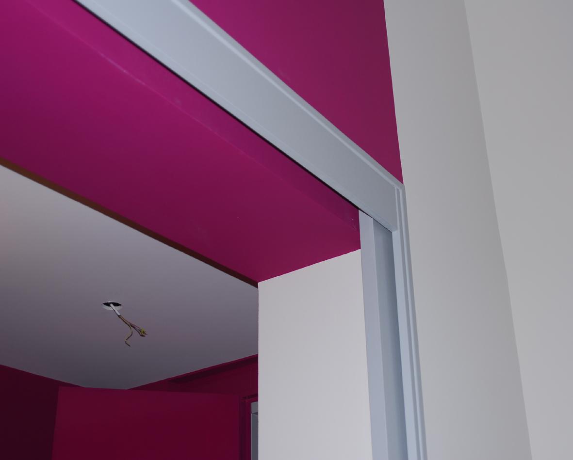 Maison privée-Coloration intérieure-arch Pierre Ferret