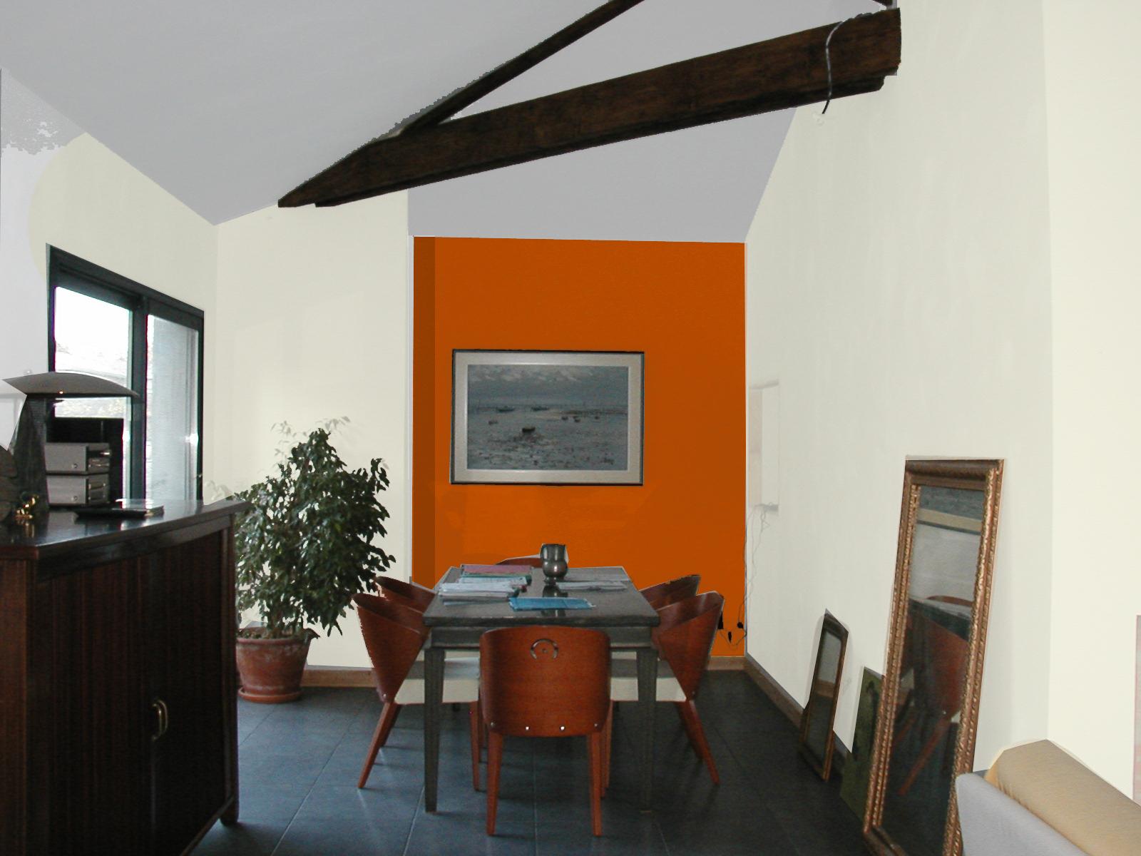 Maison privée-Coloration intérieure