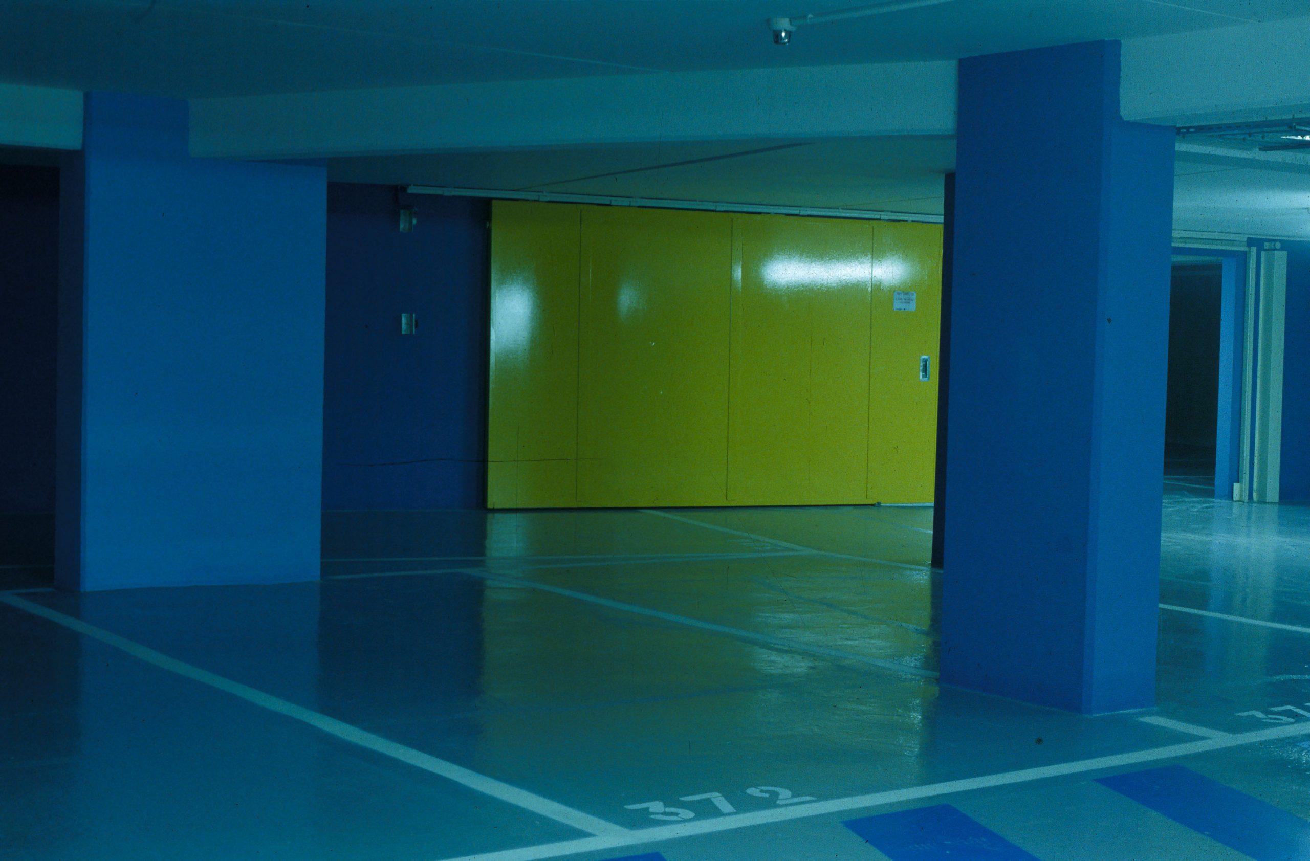 Parc de stationnement Bordeaux-Valeur qualitative de l'espace