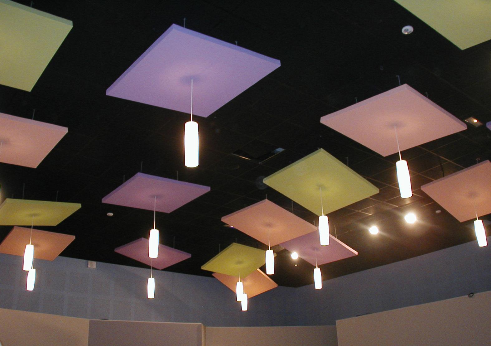 Médiathèque Gradignan-Gamme luminaire-arch François Guibert