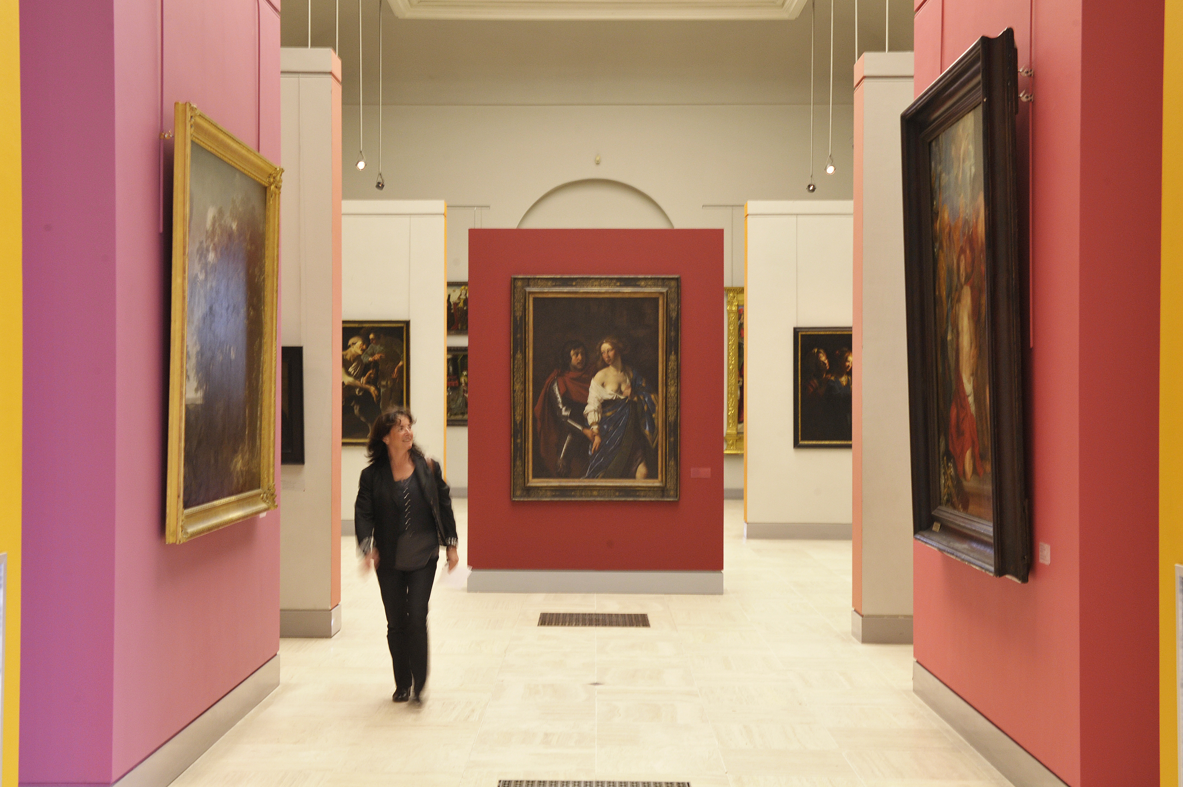 Musée des Beaux-Arts Bordeaux-Couleurs d'ambiance