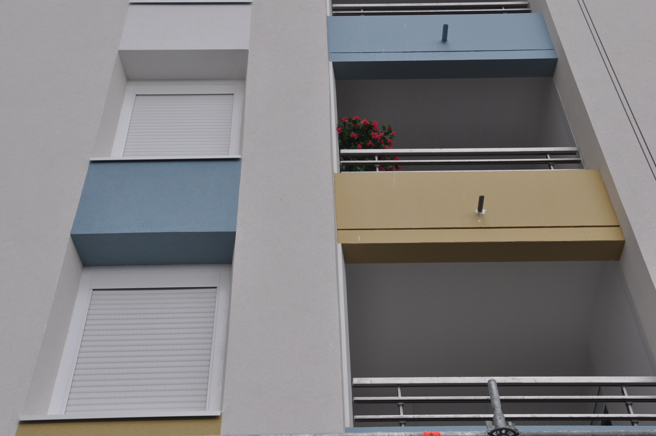 Façades ITE-Requalification architecturale
