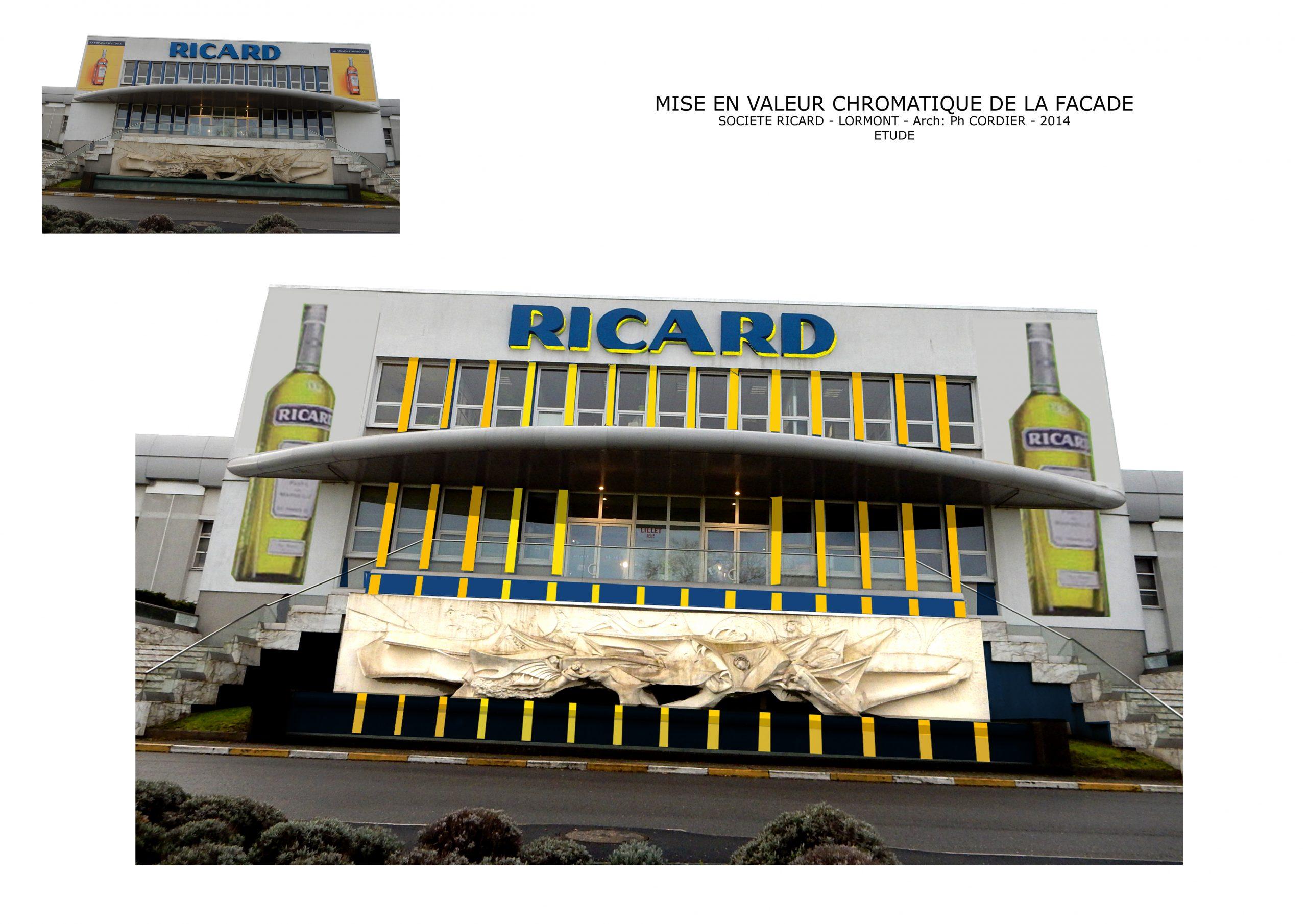 Ste Ricard-Lormont-Identité visuelle