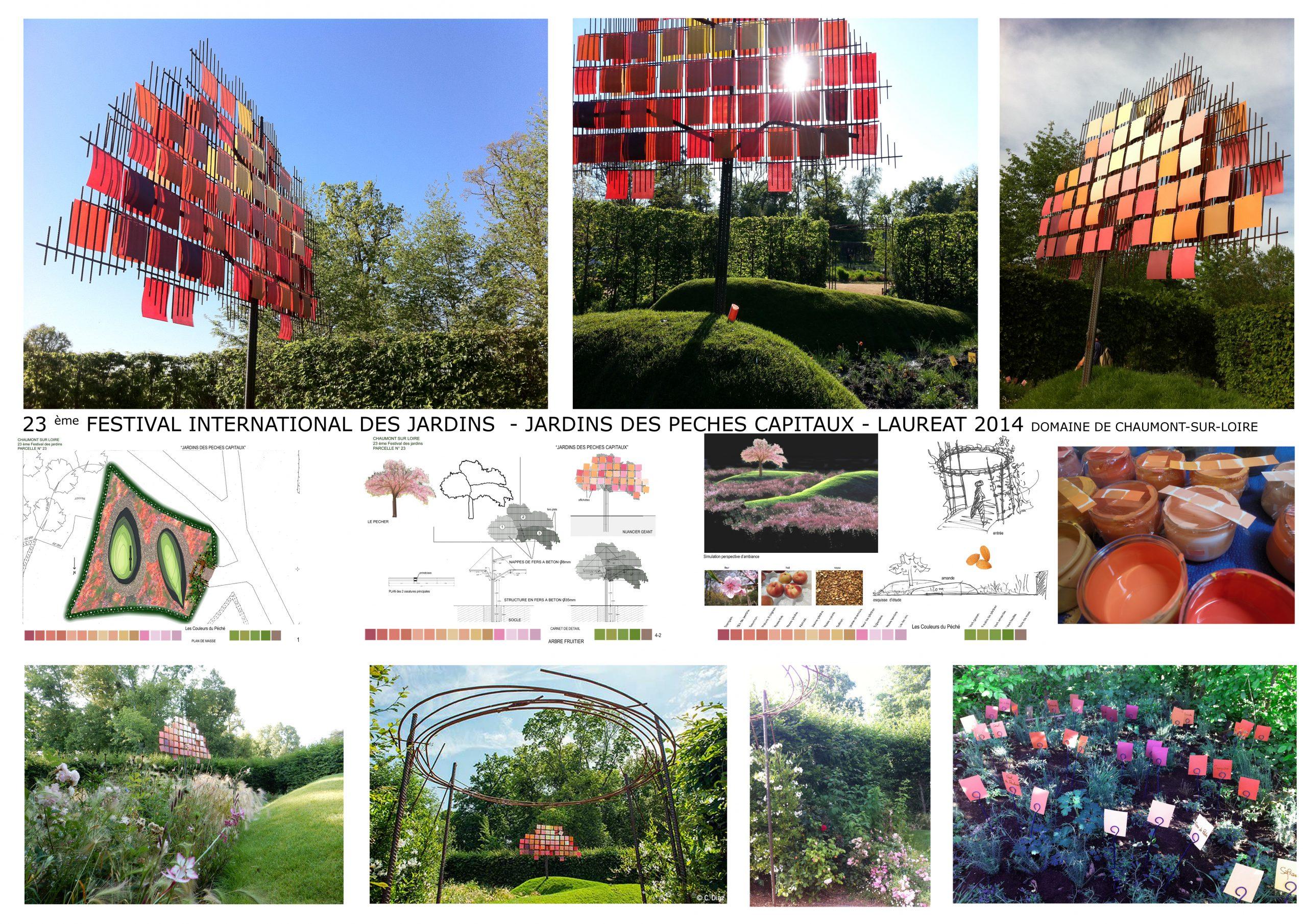 Festival international des jardins Chaumont