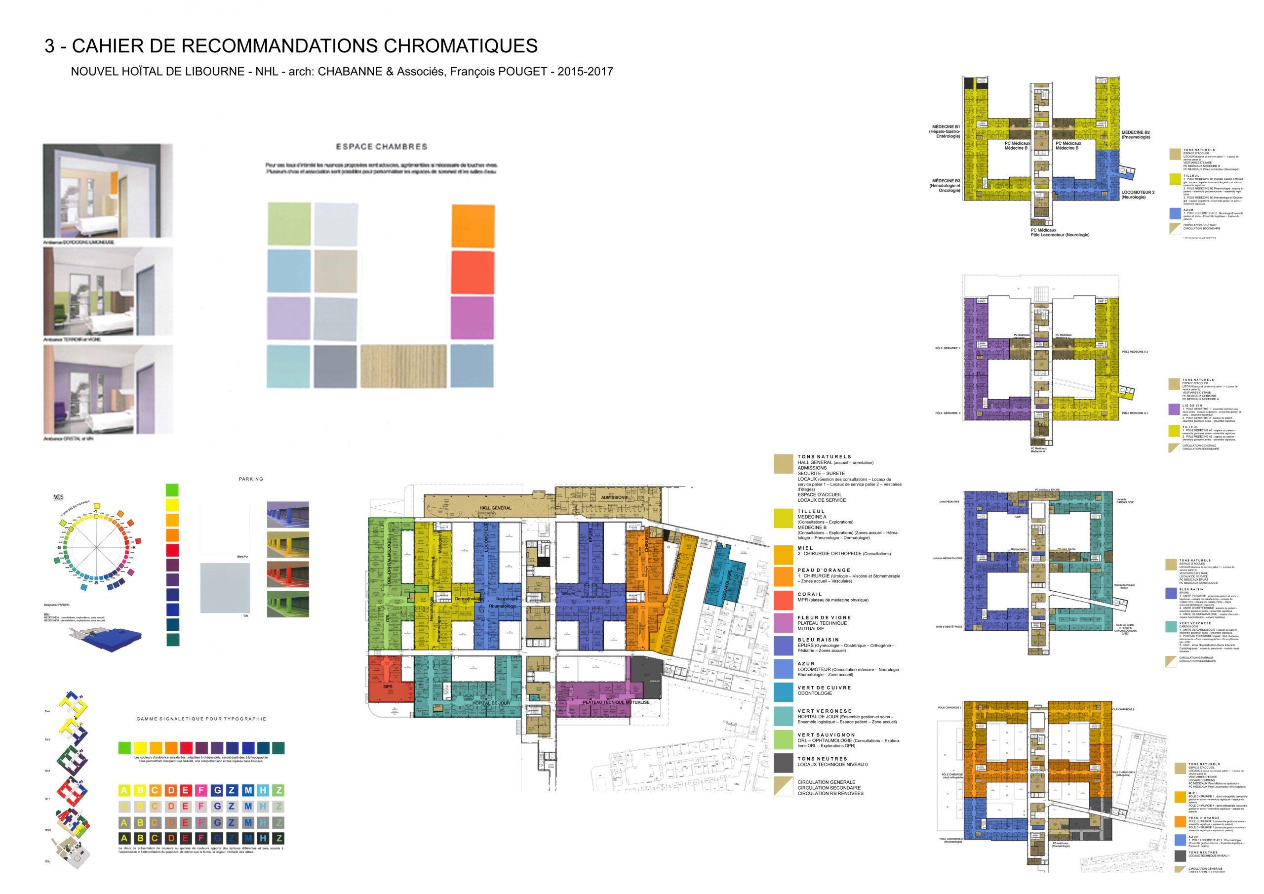NHL Libourne -Cahier de recommandations chromatiques-arch Chabanne&Associé,Fr.Pouget