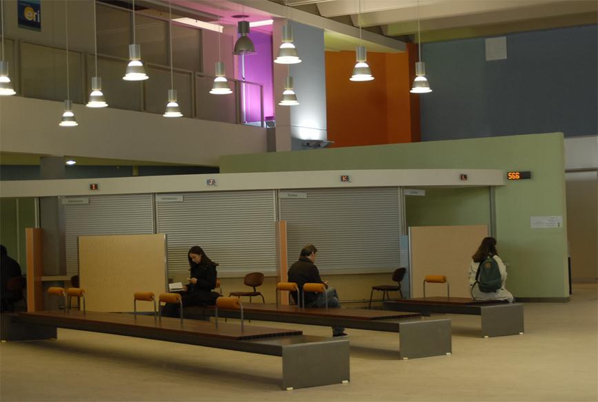 Banc design-CHU Bordeaux