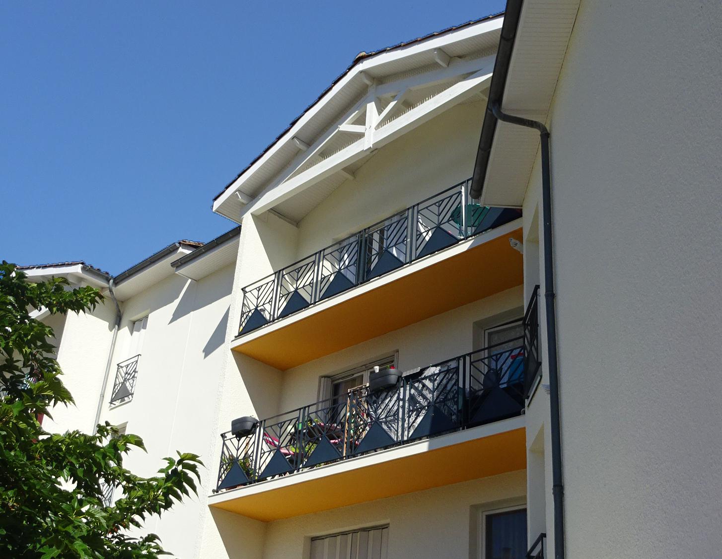 Centre ville-Blanquefort-Valorisation des façades