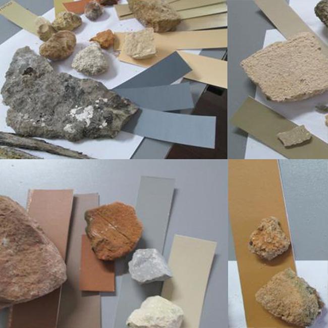 Archéologie chromatique