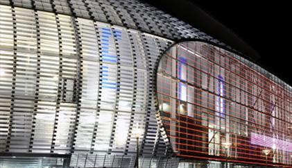 Espace Public Culture et Loisirs - Stade de Lille