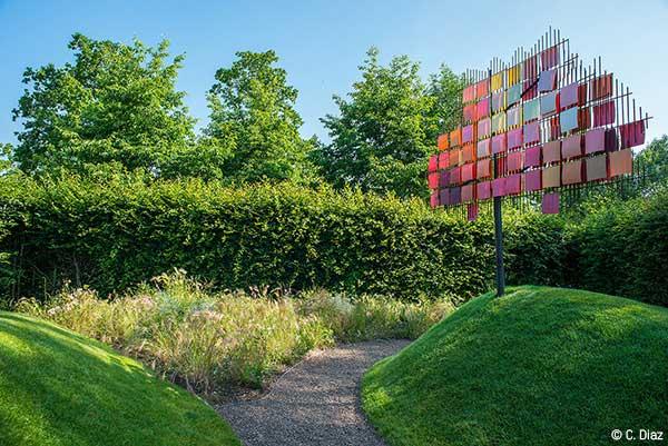 2014-Jardins des pechés capitaux-Festival International des jardins- Domaine de Chaumont sur Loire