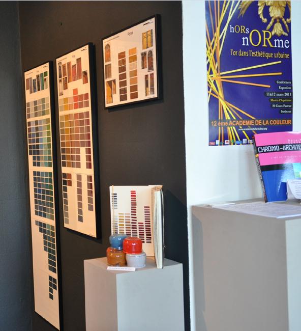 Les couleurs de Bordeaux-Exposition 2011