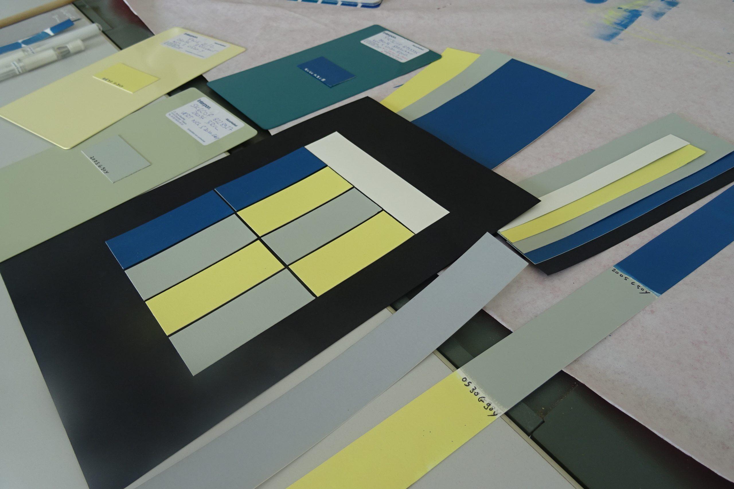 Salle des congrès -Royan- Etude- arch atelier Ferret