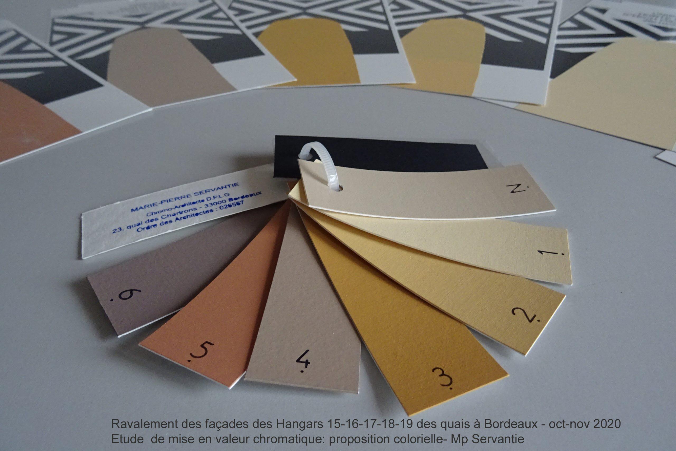 proposition colorielle